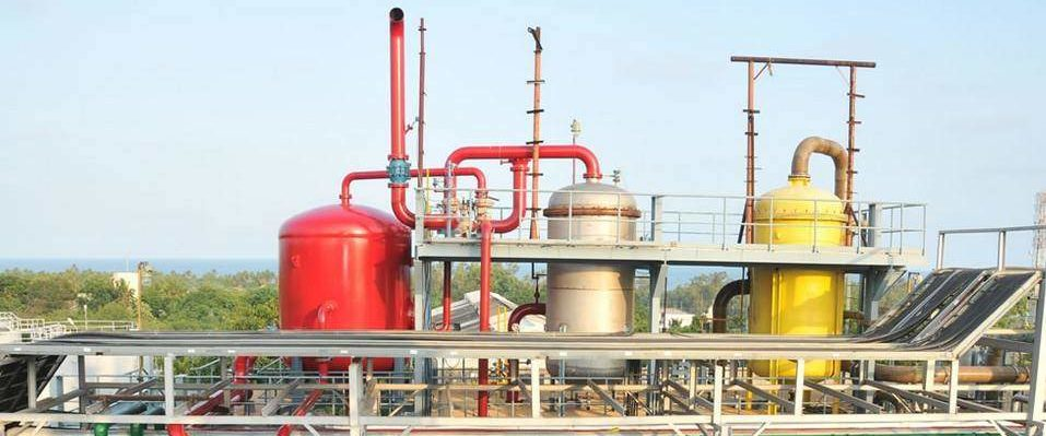 Listed Company – Chemical Factory