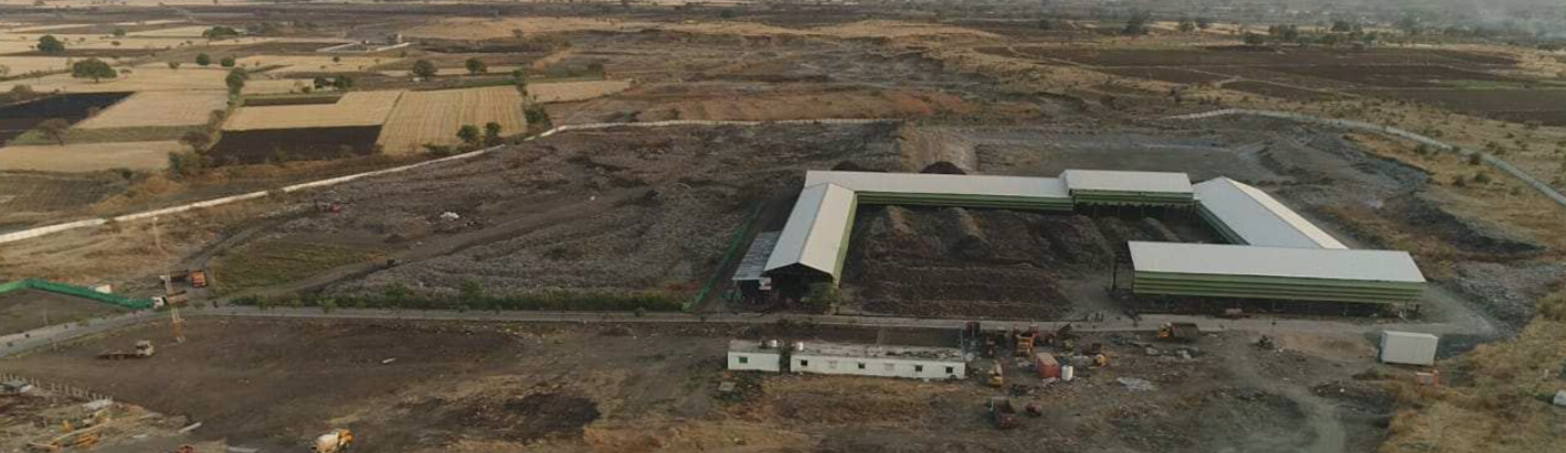 Solid Waste Processing Factory